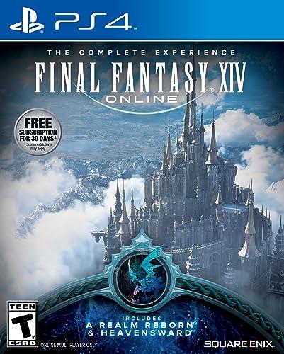 Final Fantasy XIV Online for PS4