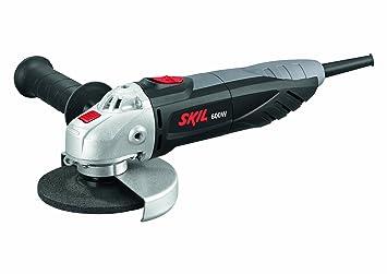 Meuleuse d/'angle électrique 1050 W 125 mm vitesse variable avec garde en métal ou Stone Work
