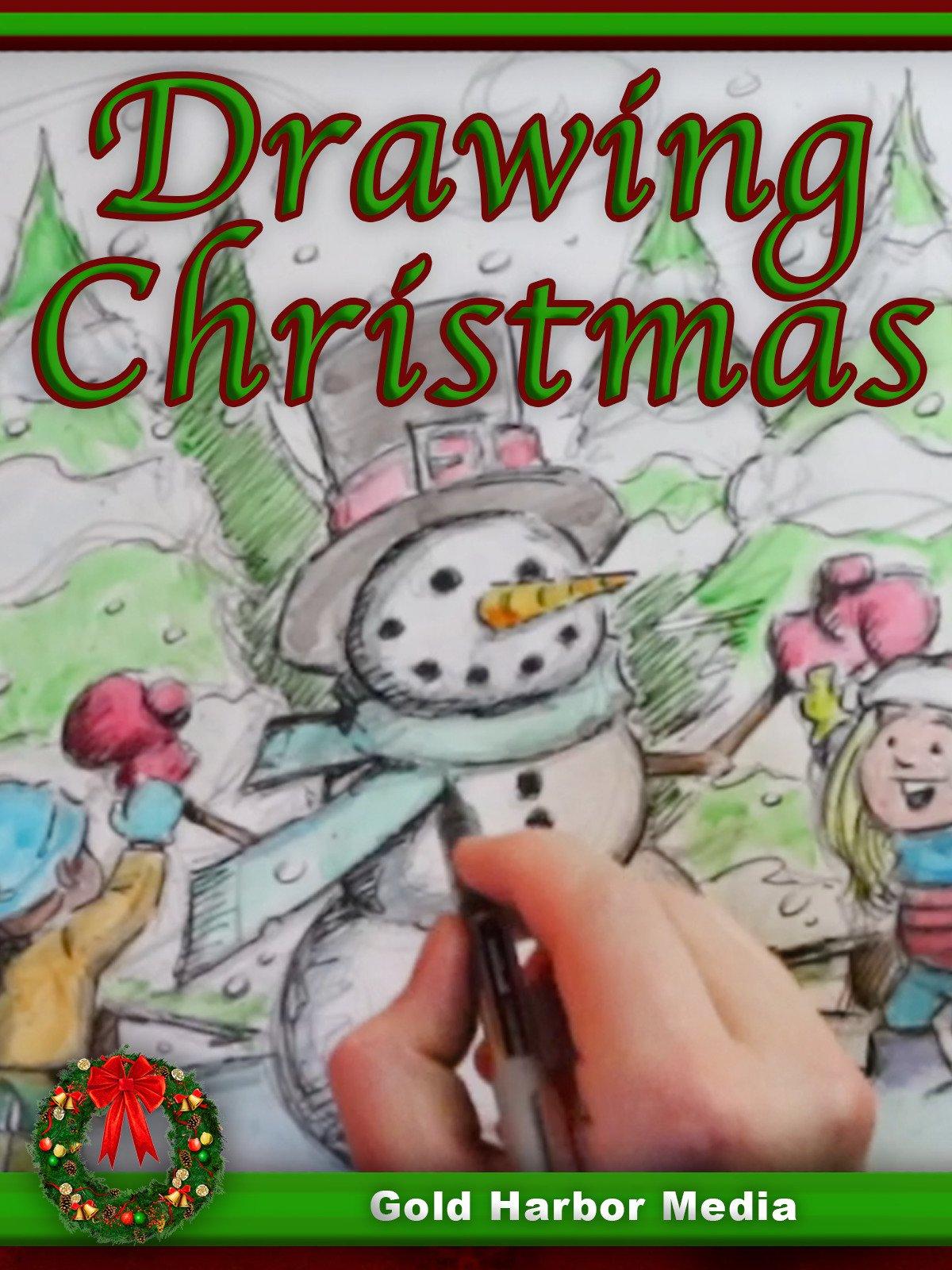 Drawing Christmas