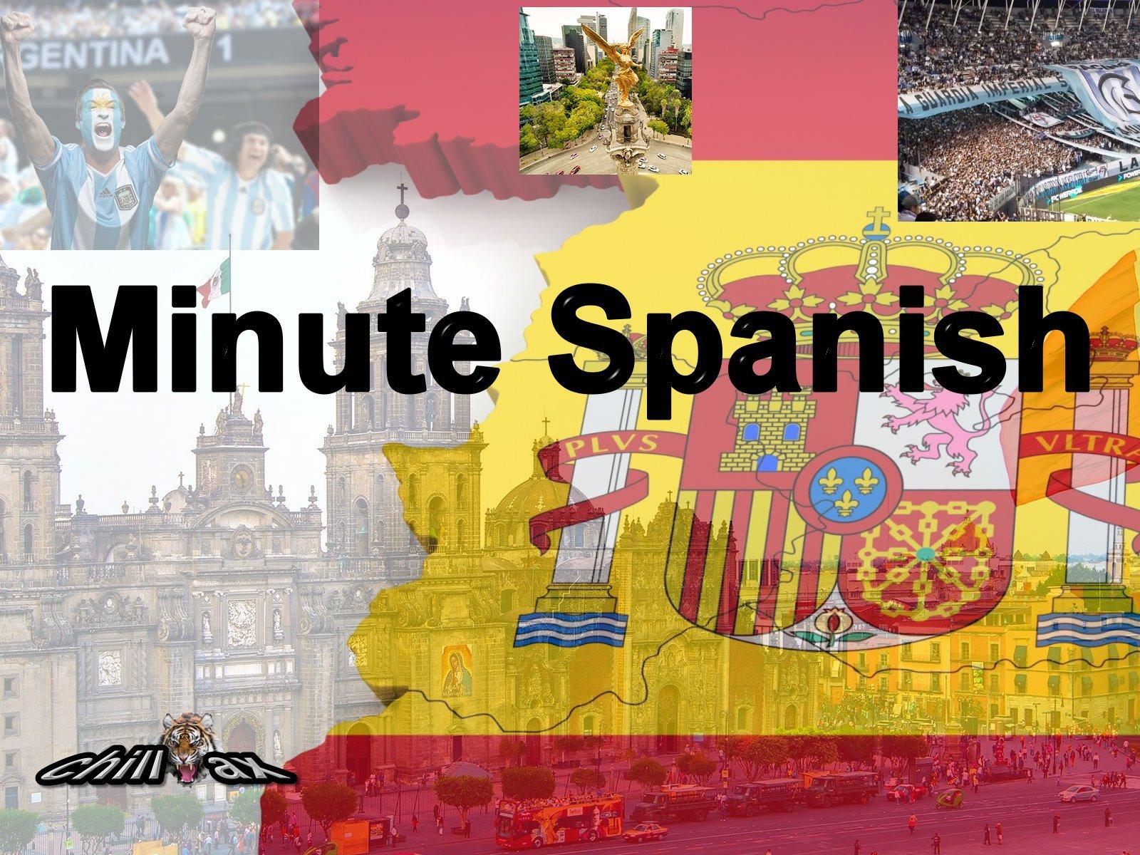 Minute Spanish