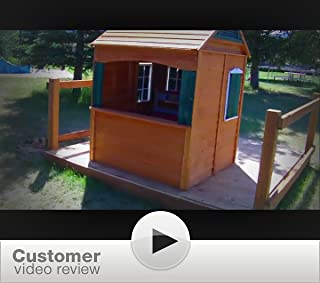 big backyard bayberry wooden playhouse house design and decorating