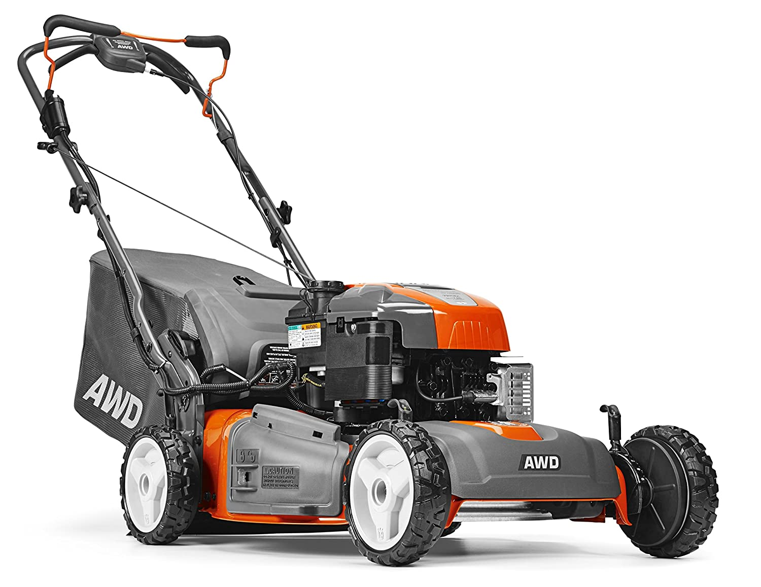 Husqvarna 961430115 HU725AWDE Briggs 725ex 190cc 3-in-1 All Wheel Drive 4X4 Mower in 22-Inch Deck