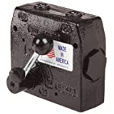 Prince RD-175-30 Flow Control Valve, Adjustable Pressure Relief, Cast Iron, 3000 psi, 0-30 gpm, 3/4