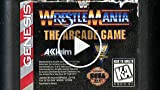 CGR Undertow - WWF WRESTLEMANIA: THE ARCADE GAME Review...