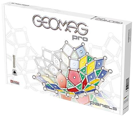 Geomag - 6958 - Jeu de Construction -  Coffret de Geomag Pro - Panels - 176 Pièces