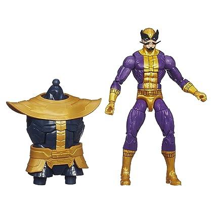Marvel Legends série infinie Batroc 15cm figurine - Avengers: L'ère d'Ultron