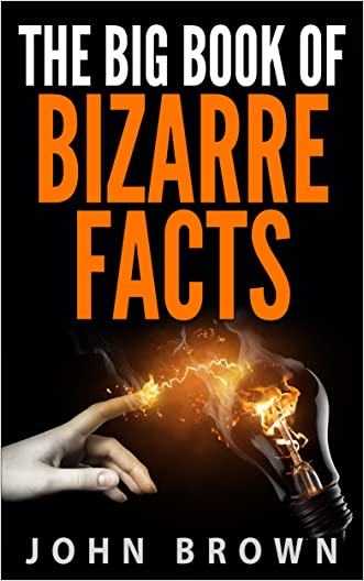 The Big Book of Bizarre Facts written by John Brown