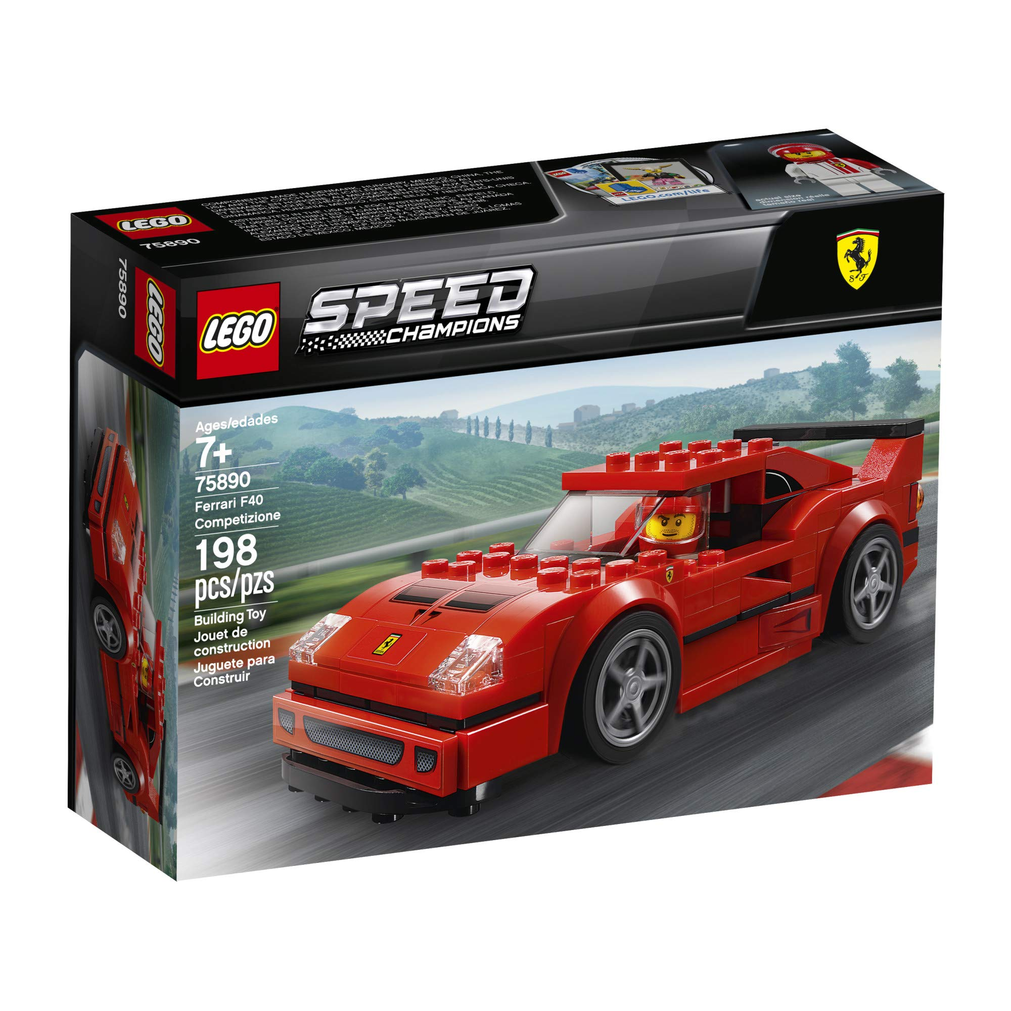 Speed Champions Ferrari