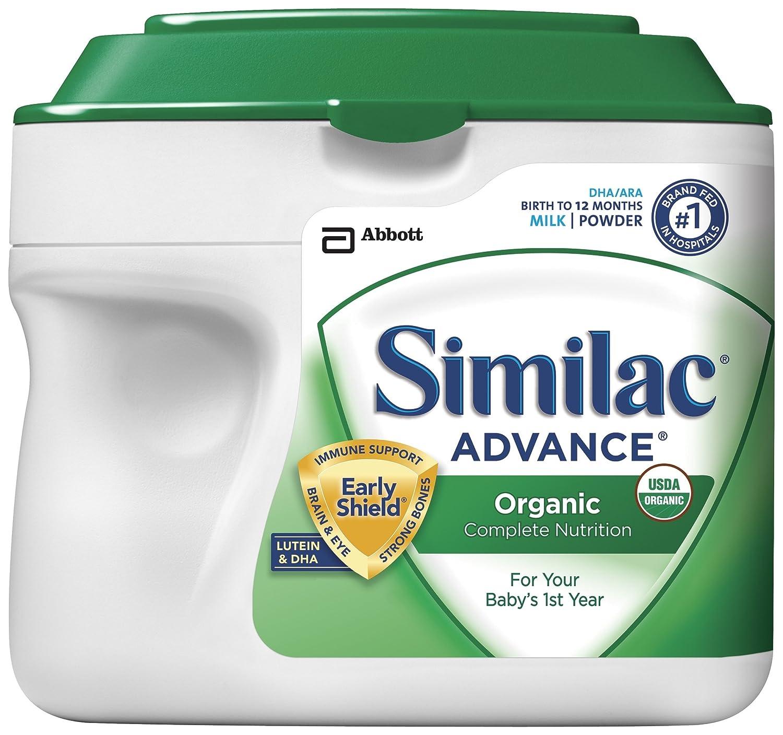 Sữa xách tay từ Mỹ cho bé Similac, Enfa, Gerber, Pediasure 3