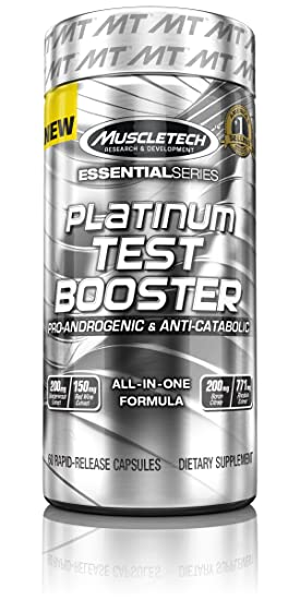Muscletech Platinum Test Booster Pro-Androgenic