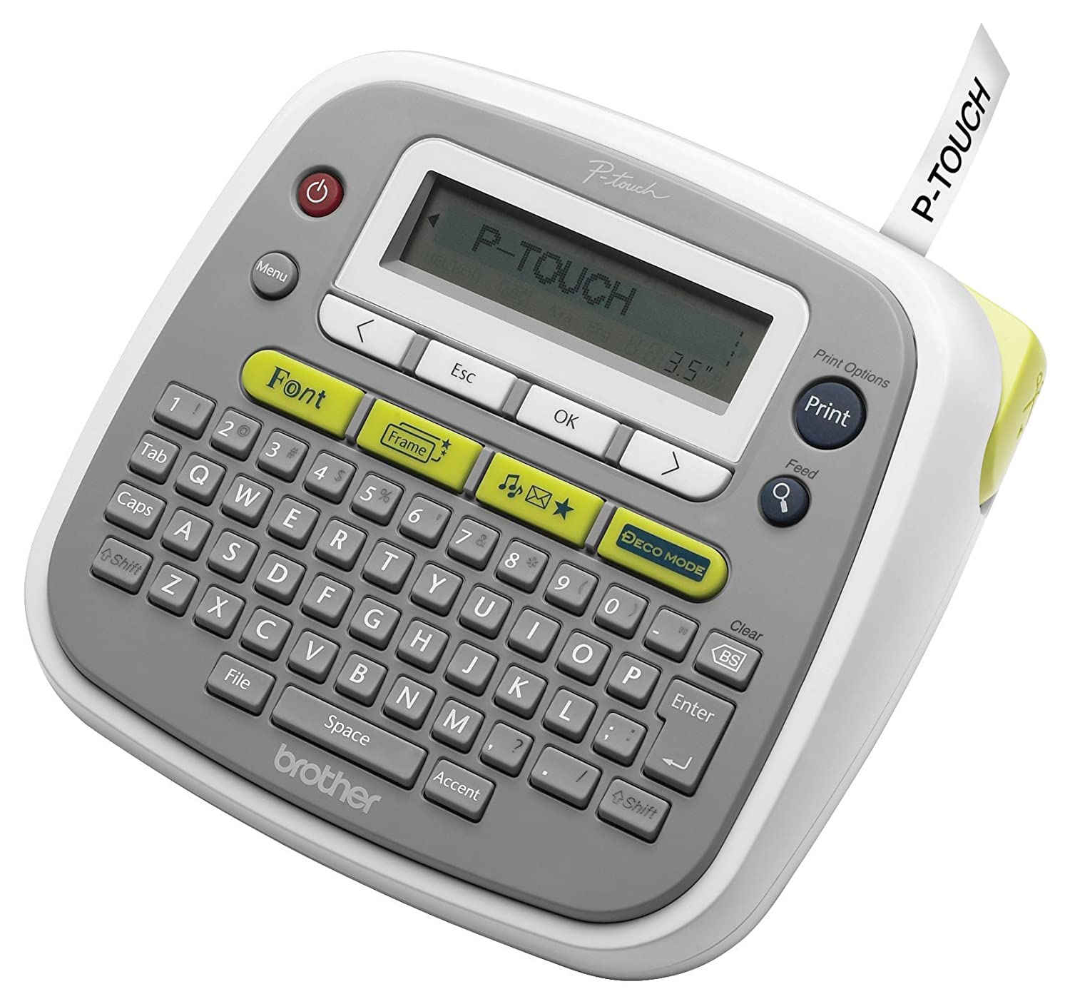 Brother P-Touch PT-D200 Home And Office Label Printer