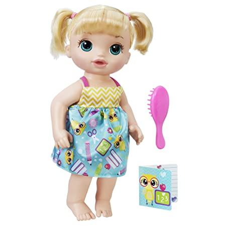 Baby Alive Ready For School Baby (Blonde) by Baby Alive