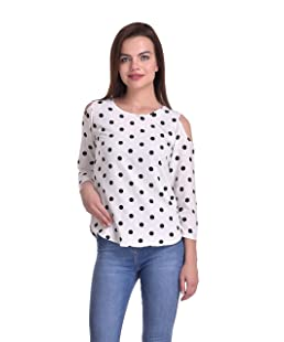 STOP LOOK Slim Fit Women's Top(Top_03_M)