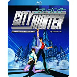 City Hunter The Complete First Series [Blu-ray]
