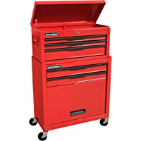 International C-105RD Economy Series 5-Drawer Combo Tool Cabinet
