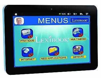 LEXIBOOK- MFC410FR - Jeu Électronique - Tablet Serenity