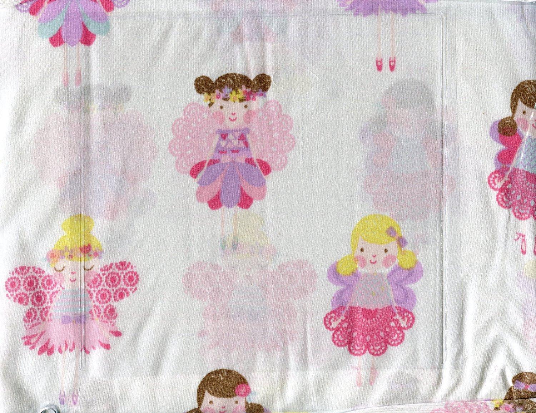 Nicole Miller Home Kids Twin Sheet Set ~ Fairies nicole miller home kids twin sheet set fairies