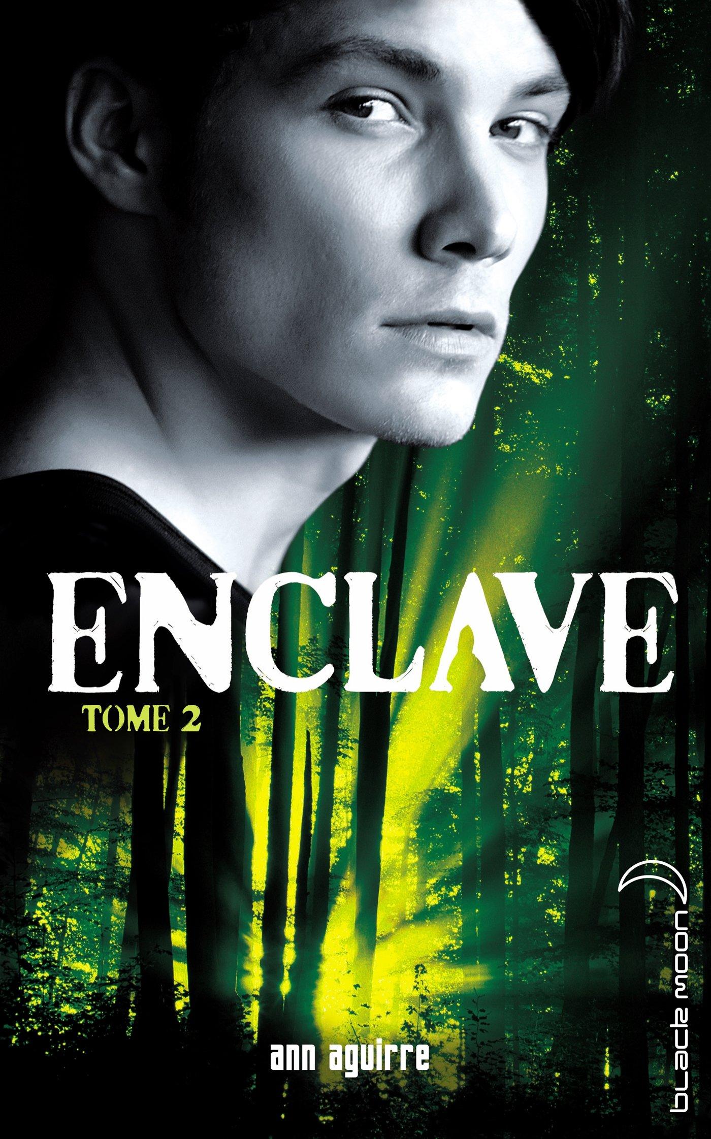 Enclave - Ann Aguirre 81Pz0mOa7vL
