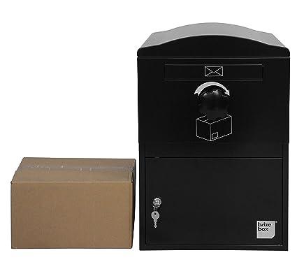 Brizebox–Standard, boîte de livraison de colis Autonome–Accepte les colis: 32x 23x 18cm