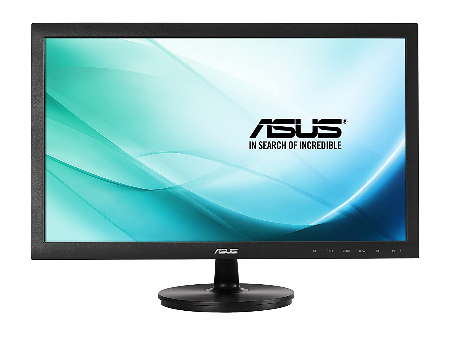 "ASUS VS247H-P 23.6"" Full HD 1920x1080 2ms HDMI DVI-D VGA Back-lit LED Monitor"