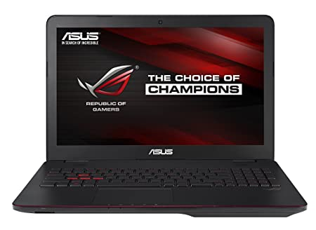 Asus G551JW-DM364T Ordinateur portable Noir (Intel Core i5, 8 Go de RAM, 1000 Go, Intel HD Graphics 4600)