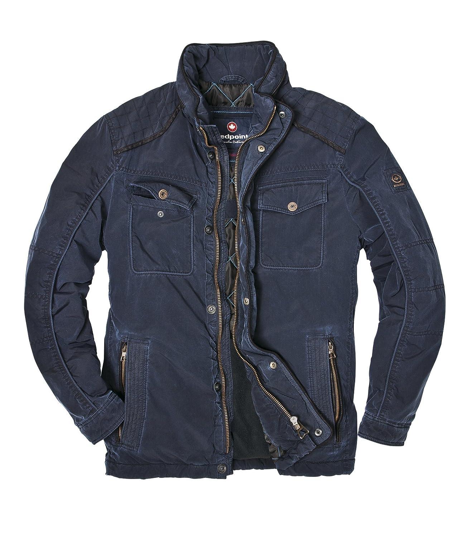 Redpoint – Herren Freizeit Jacke in Navy blau, H/W 15/16, Noah (70097 2244 000) bestellen