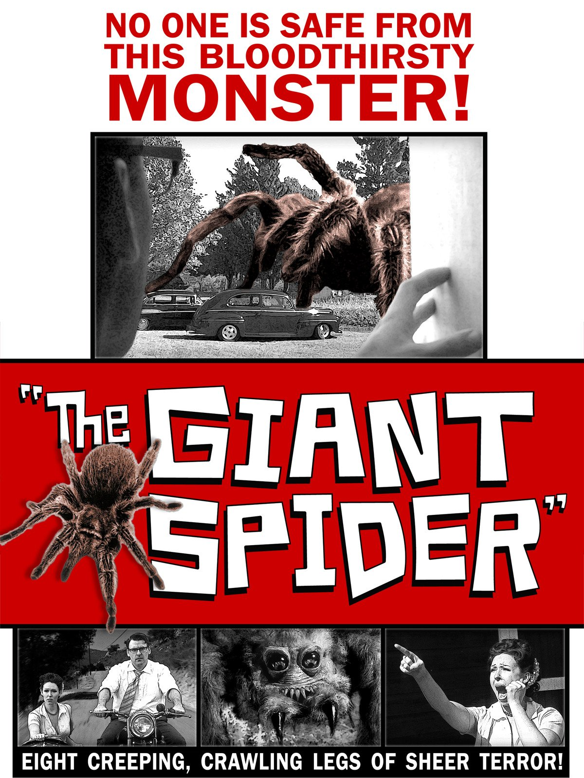 The Giant Spider on Amazon Prime Instant Video UK