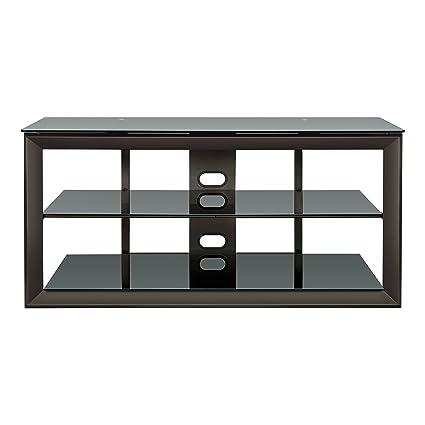 High Gloss Black Audio/Video Furniture