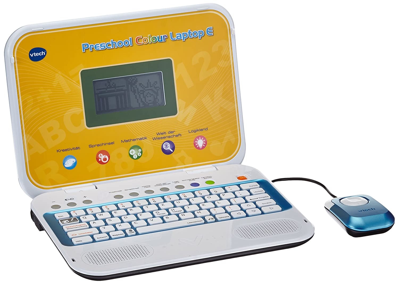 VTech 80-120644 – Preschool Colour Laptop E jetzt kaufen