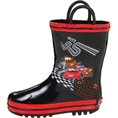Disney Cars Rain Boot (Toddler/Little Kid)
