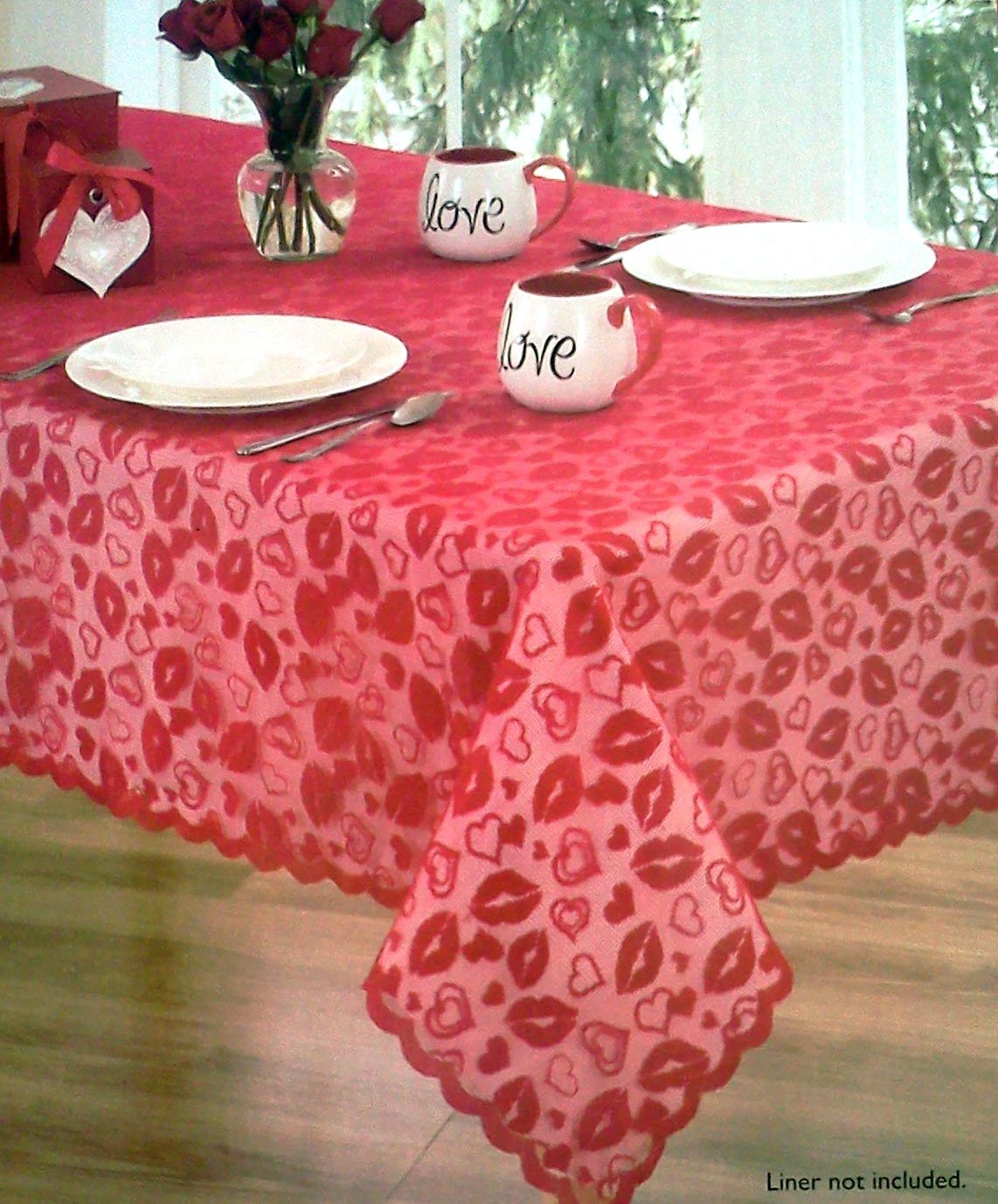 Valentines Day Fabric Tablecloths Valentine S Day Wikii