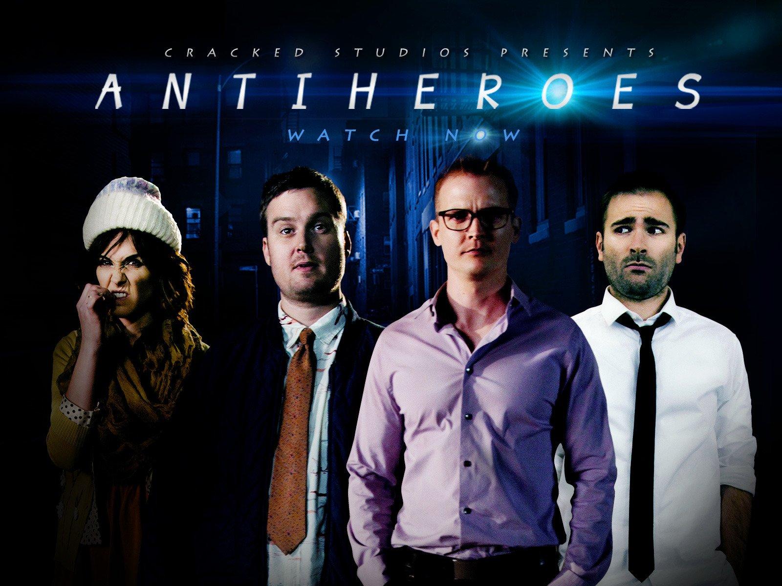 Antiheroes - Season 1