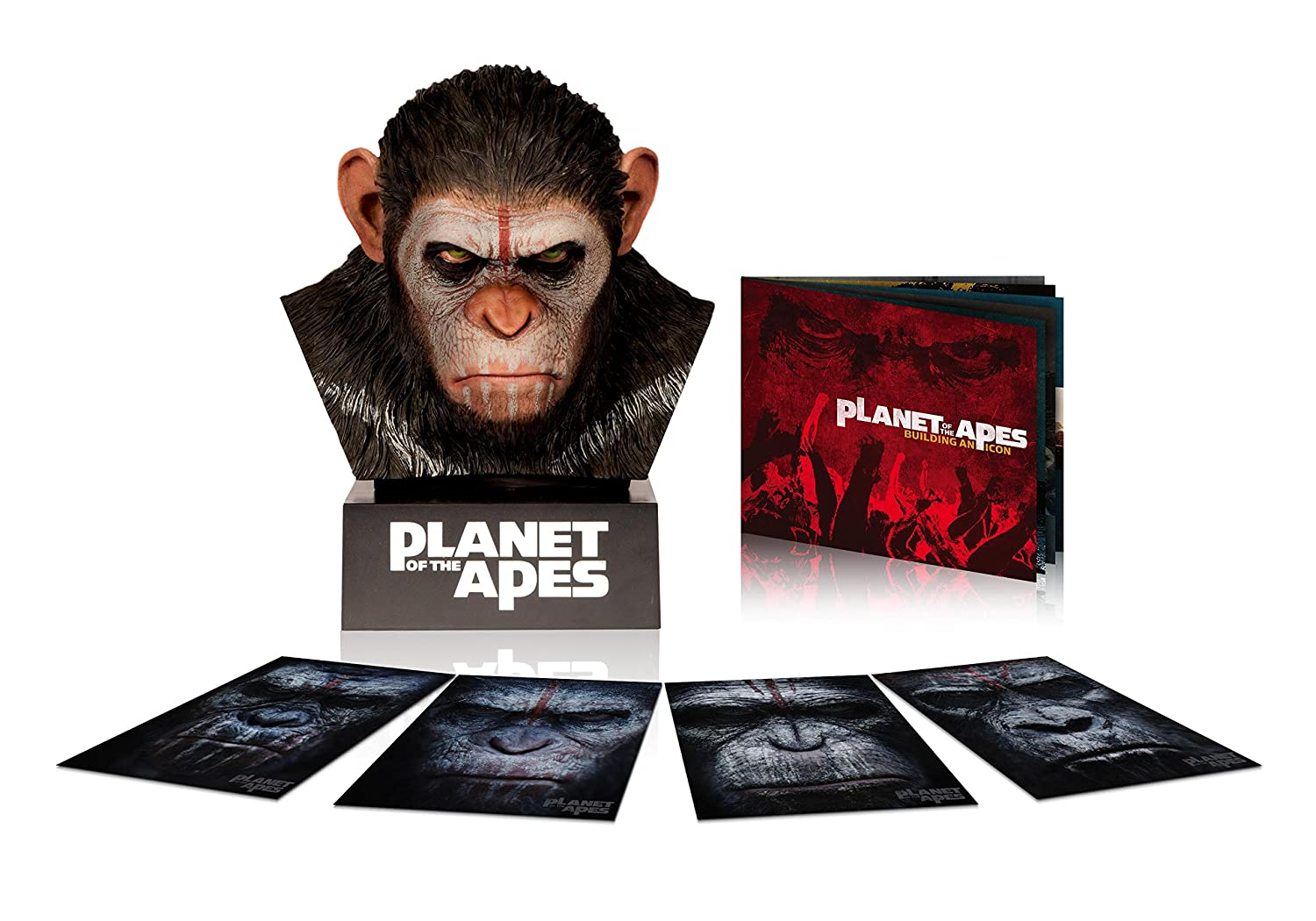 Dawn of the Planet of the Apes: Caesar's Warrior Collection [Blu-ray]