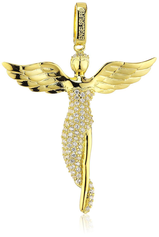 Engelsrufer Damen-Anhänger Silber vergoldet ERP-ANGEL-G jetzt kaufen