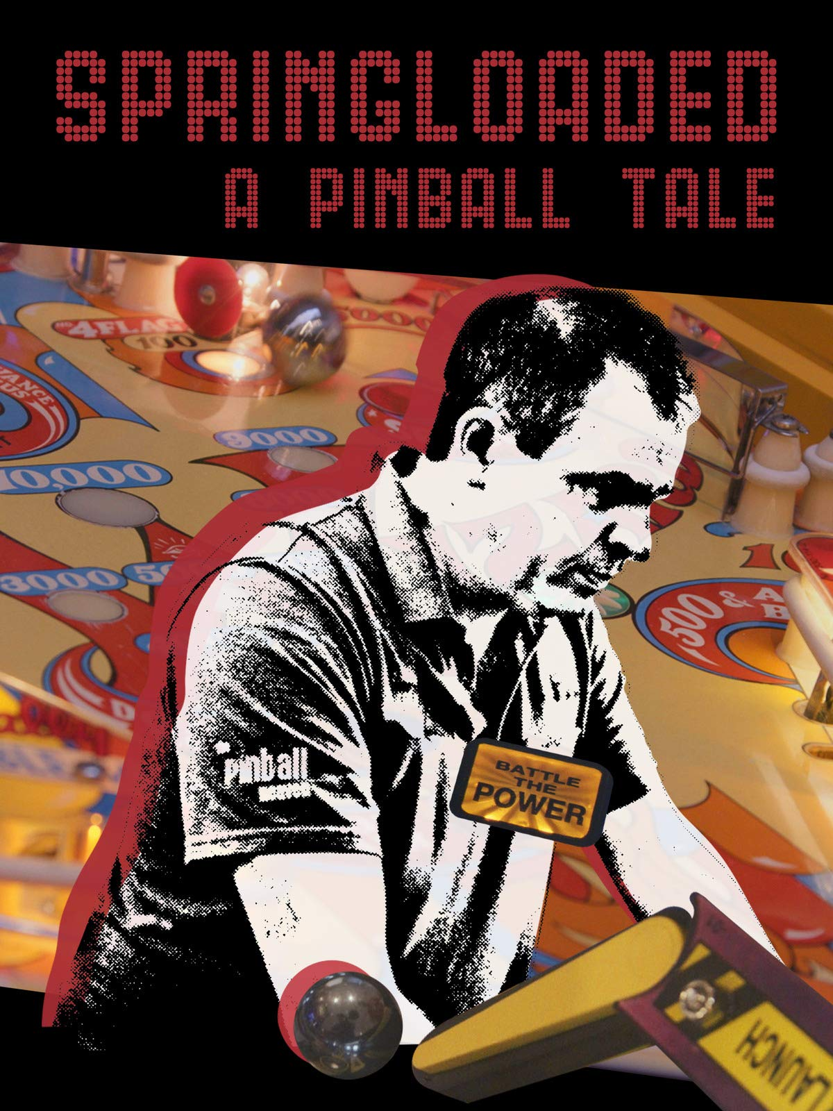 Springloaded: A Pinball Tale on Amazon Prime Instant Video UK