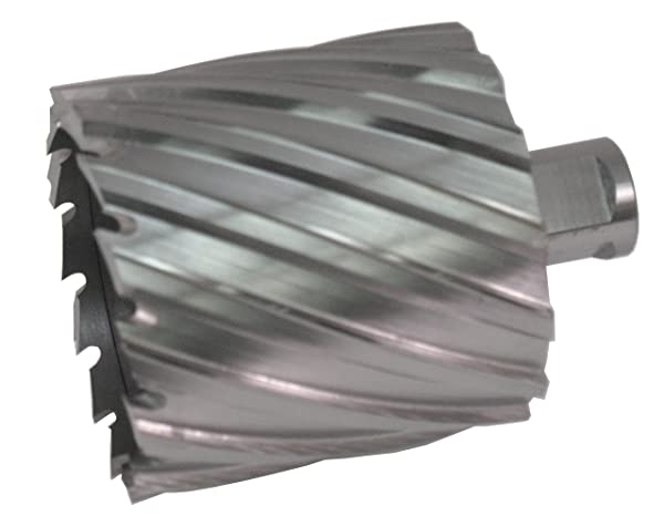 3//4 Annular Shank Uncoated 1 Depth Jancy Slugger High Speed Steel Annular Cutter Bright 5//8 Diameter Finish