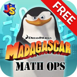 Madagascar Math Ops Free by Knowledge Adventure