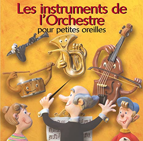 Les Instruments de l'orchestre pour petites oreilles | Bizet, Georges