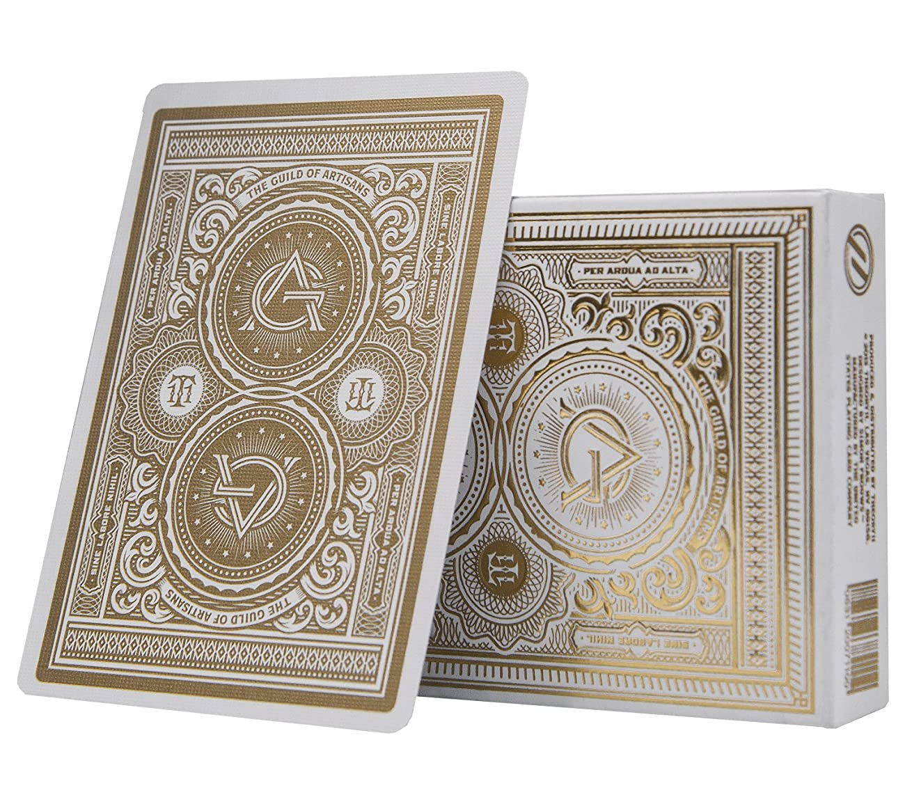 Artisan Playing Cards (White) 1