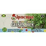 Anamu Tea (Jamaican Guinea Hen Weed 100%) Roots and Leaves by SipaCupa (Tamaño: 24 Tea Bags)