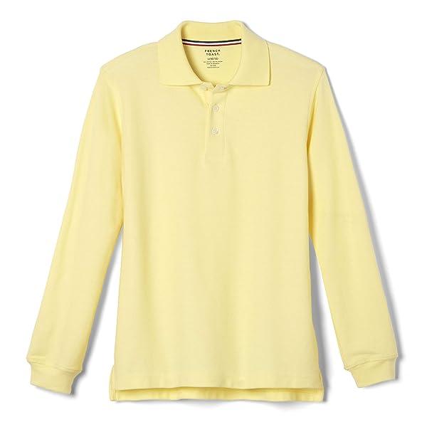 Classroom Big Boys Uniform Pique Short Sleeve Polo
