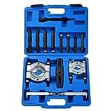 DASBET 14PCS Bearing Separator Puller Set 2