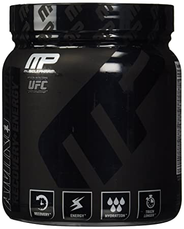 MusclePharm Amino 1 Black Label Fruit Punch 384g