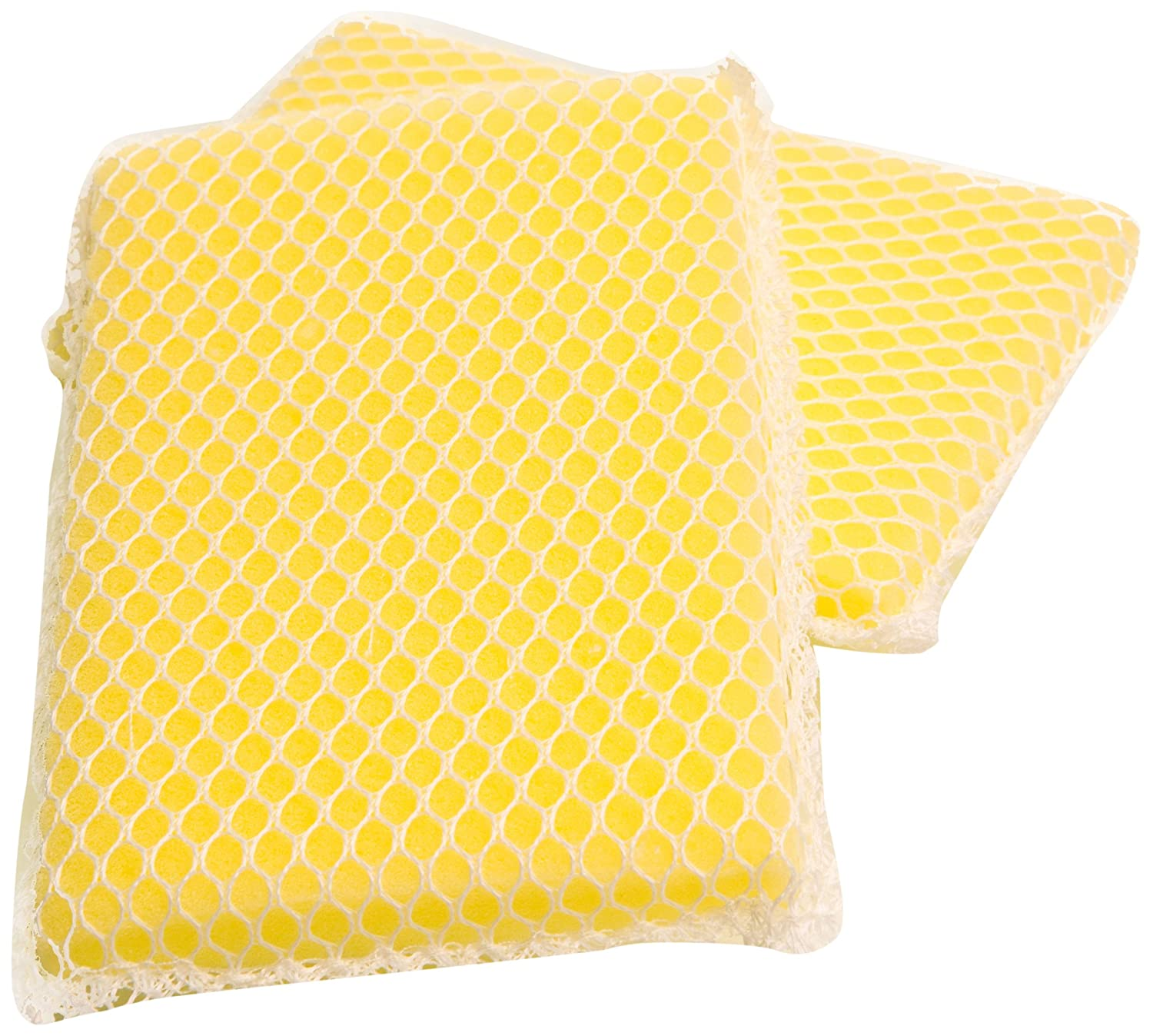 Lola 461 Nylon Net And Sponge Cleaning Pad 12 Pack New