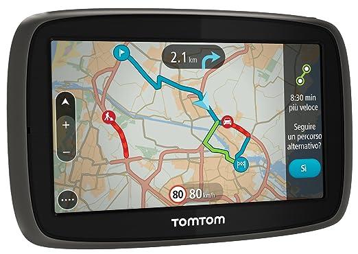 TomTom GO 40 (4.3 pouces) Europe 45 Cartographie et trafic à vie (1FC4.002.01)