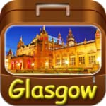 Glasgow Offline Map Travel Guide (Kin...