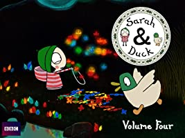 Sarah & Duck, Season 1, Volume 4