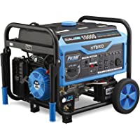 Pulsar PG10000B16 10000 Watt Dual Fuel (Hybrid) Portable Generator