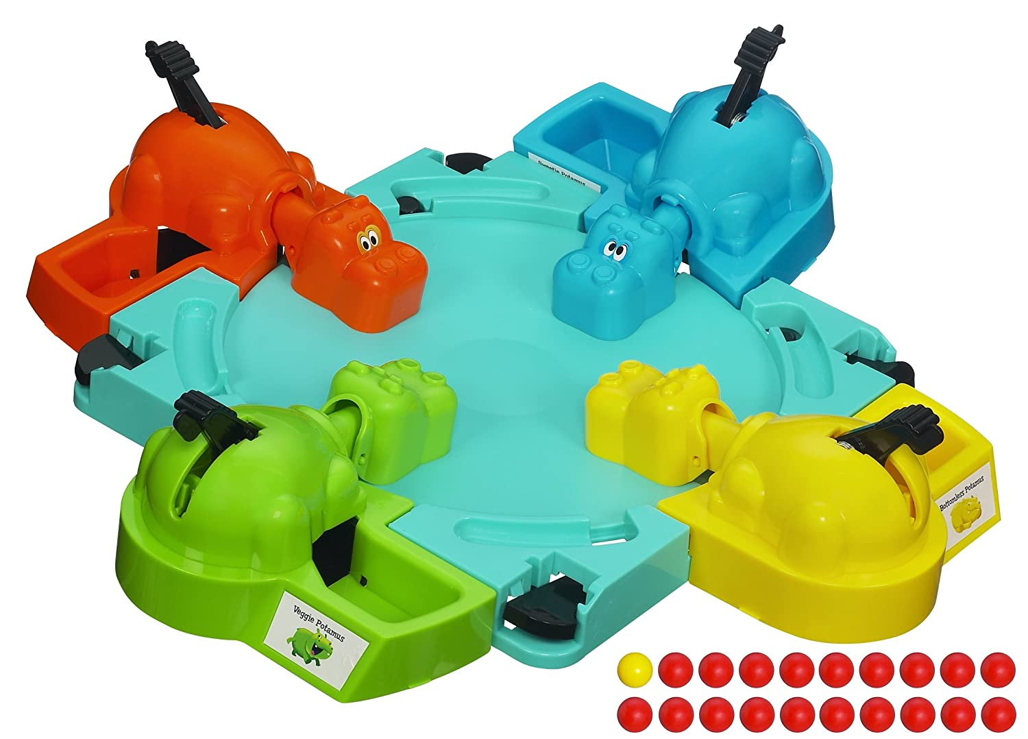 Hungry Hungry Hippo Game