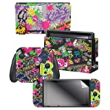 Nintendo Switch Skin & Screen Protector Set - Splatoon 2
